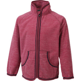 Color Kids Elvil Fleece Jas Kinderen, lilas